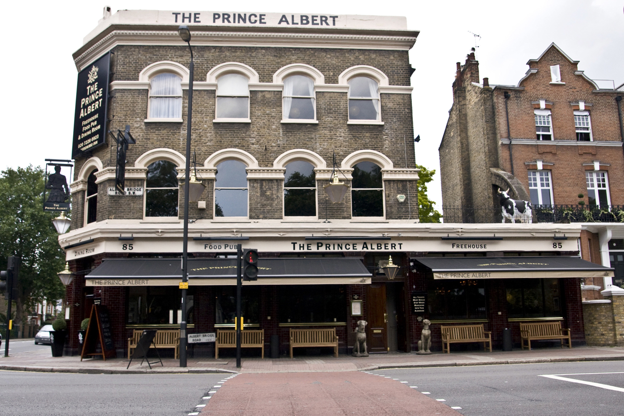 Reserve a table at The Prince Albert - Geronimo Inns