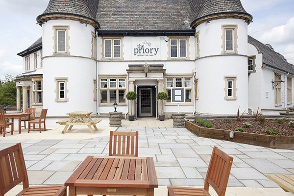 The Priory - Leicestershire