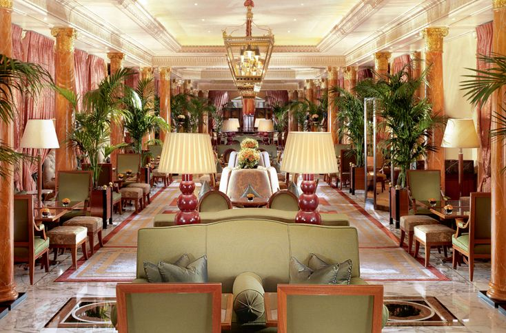 Reserve a table at The Promenade at The Dorchester
