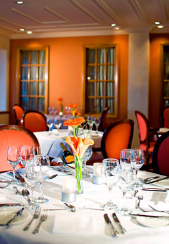 The Promenade Restaurant at Sunderland Marriott Hotel - Tyne & Wear