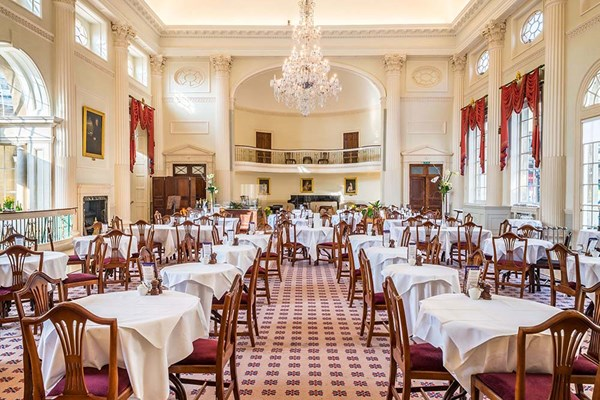 The Pump Room Restaurant - Somerset