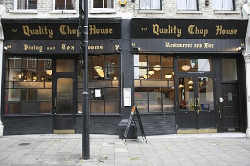 The Quality Chop House - London