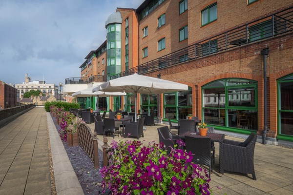 The Quays Restaurant at Hilton Sheffield - South Yorkshire