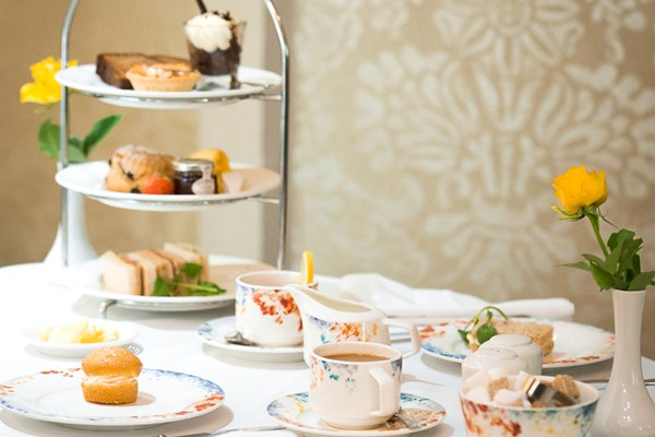Afternoon Tea at The Queens - Leeds