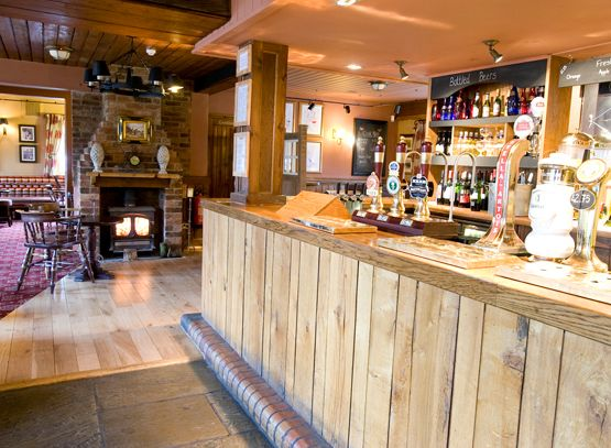 The Quorndon Fox - Leicestershire