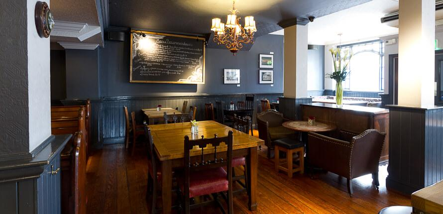 The Railway - Blackheath - London