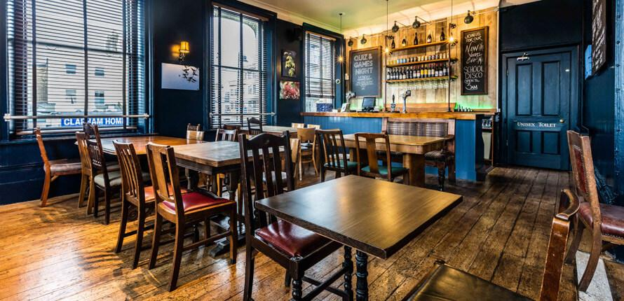 The Railway - Clapham - London