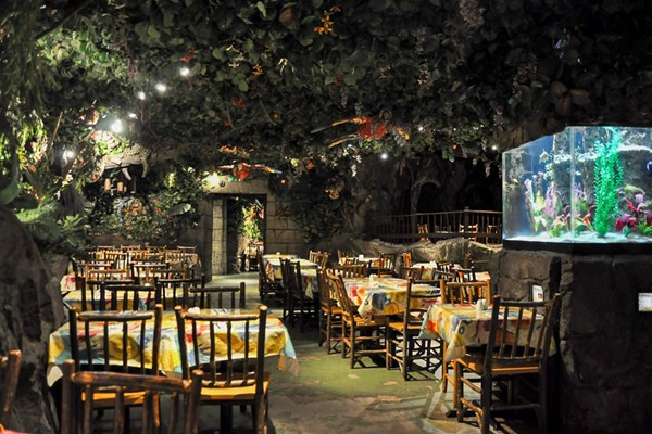 Grapevine Rainforest Cafe