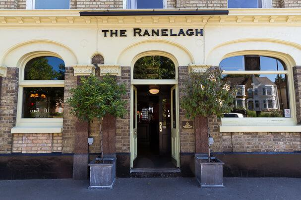 The Ranelagh - Yttre London