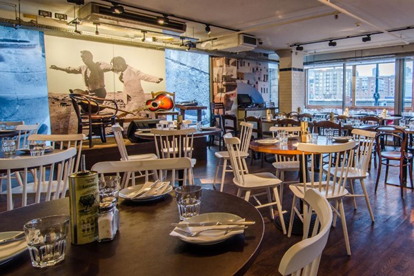 The Real Greek – Bankside, London | Book a table online