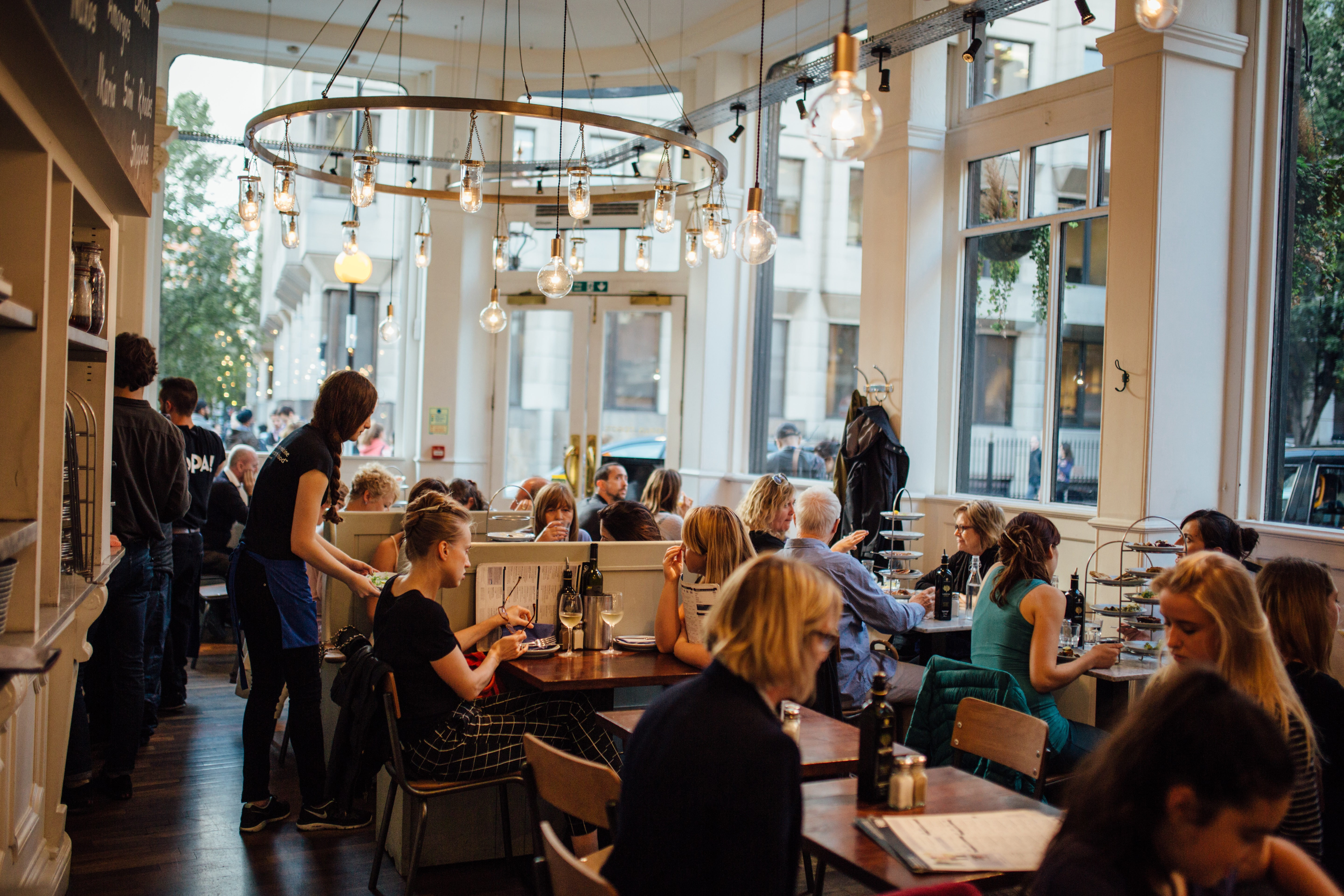 the real greek – covent garden london