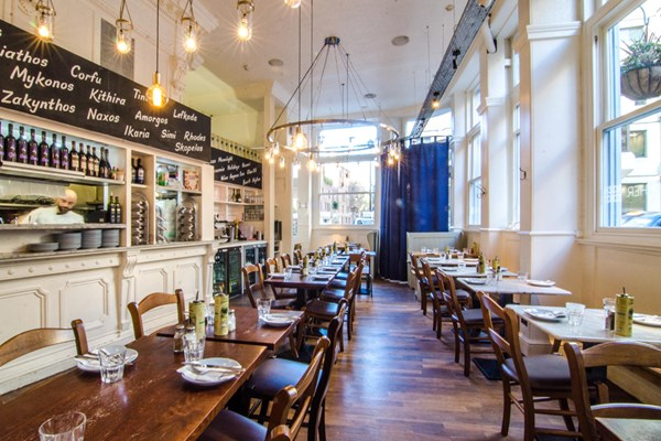 The Real Greek – Covent Garden, London | Bookatable