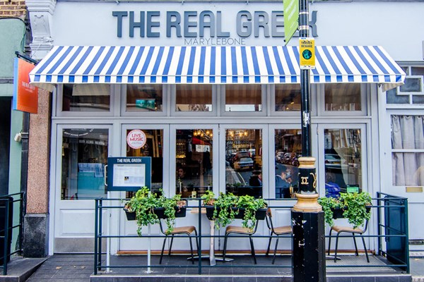 The Real Greek - Marylebone - London