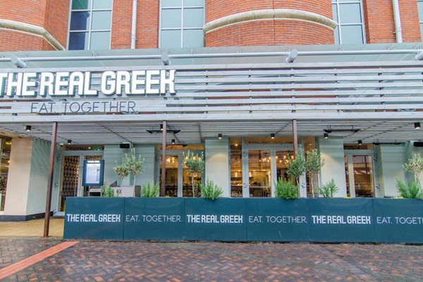 The Real Greek – Reading, Berkshire | Bookatable