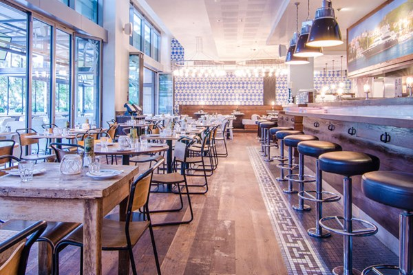 The Real Greek - Westfield White City - London