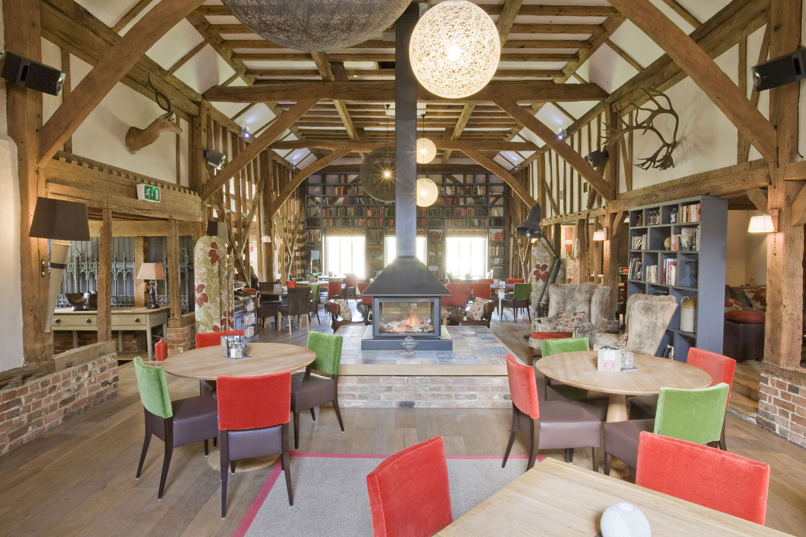 The Red Barn - Surrey