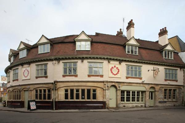 The Red Lion - Oxford - Oxfordshire