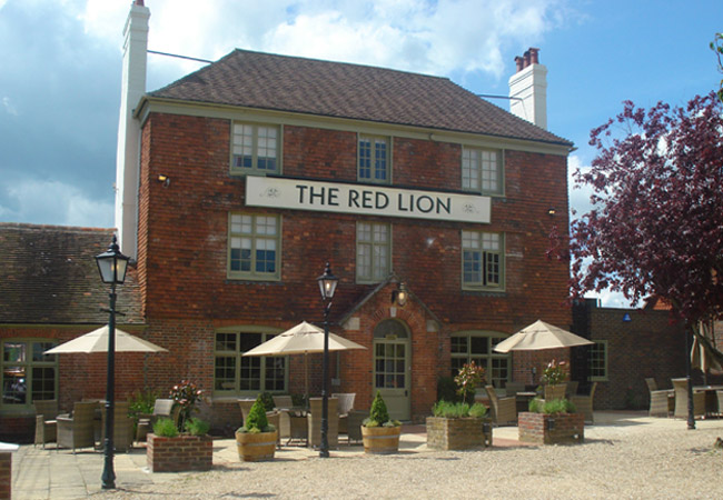 The Red Lion - Pulborough - West Sussex