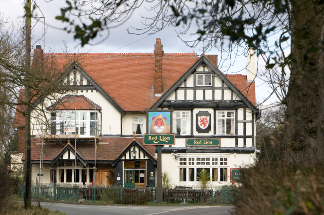 The Red Lion - Solihull - West Midlands