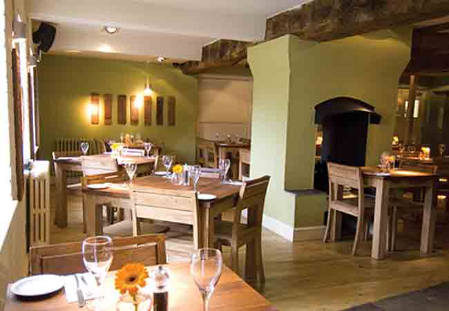 The Red Lion - Stoke Green - Buckinghamshire