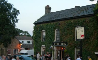 The Red Lion - Stretham - Cambridgeshire
