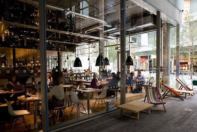 The Refinery - London