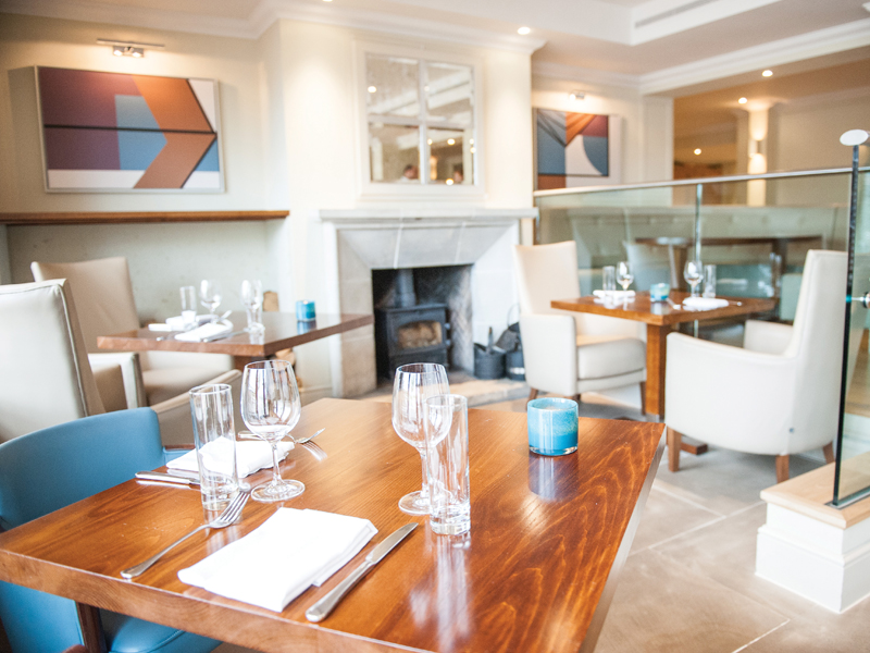The Restaurant and Bar at Cottons Hotel and Spa - Cheshire
