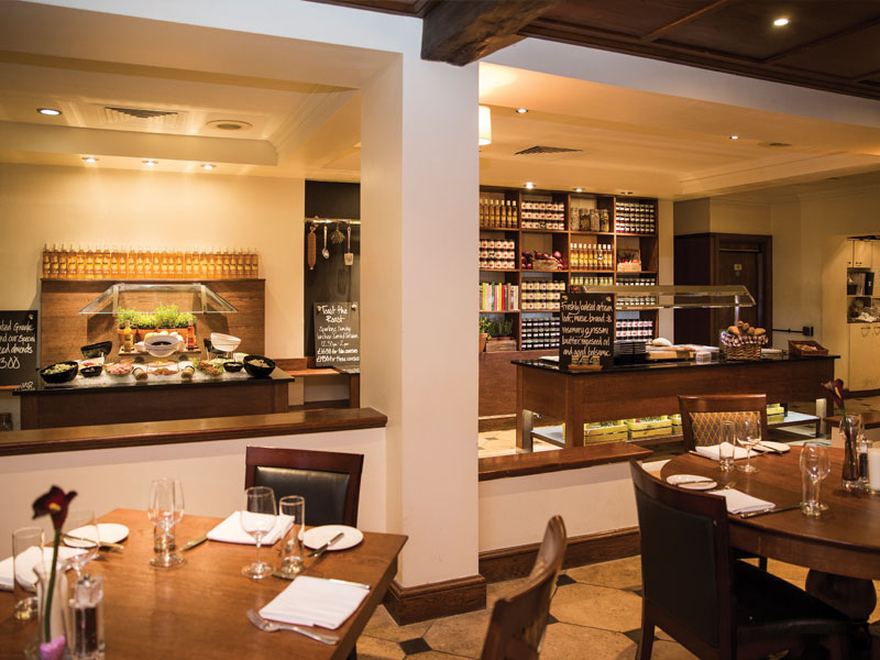 The Restaurant and Bar at Kettering Park Hotel and Spa - Northamptonshire