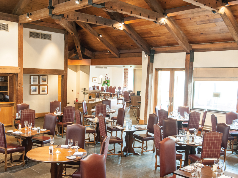 The Restaurant and Bar at North Lakes Hotel and Spa - Cumbria