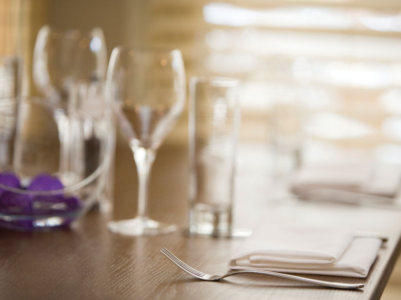 The Restaurant and Bar at Solent Hotel and Spa - Hampshire