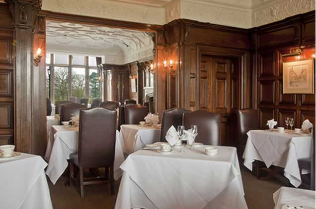 Reserve a table at The Restaurant at Rookery Hall