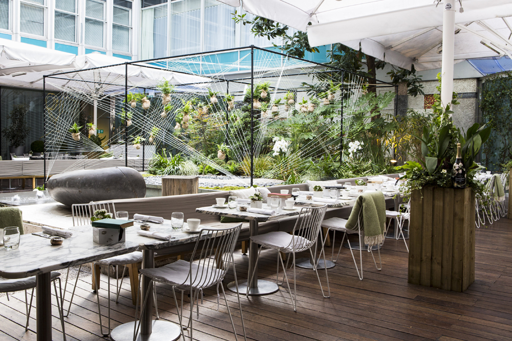 The Restaurant at Sanderson - London
