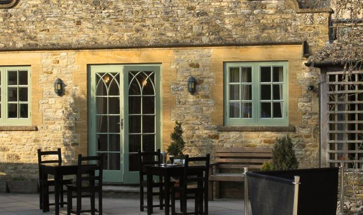 The Restaurant at The Grapevine Hotel - Gloucestershire