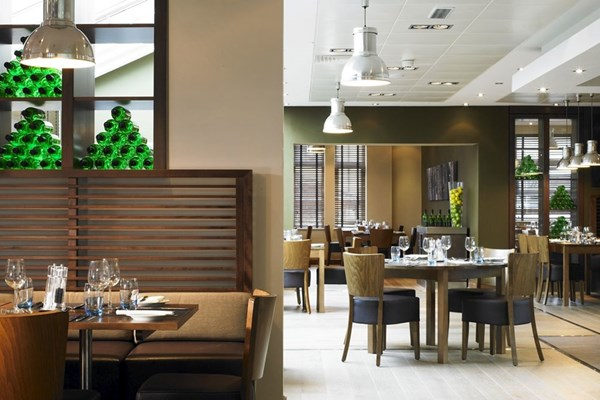 The Restaurant at Wychwood Park Hotel - Cheshire