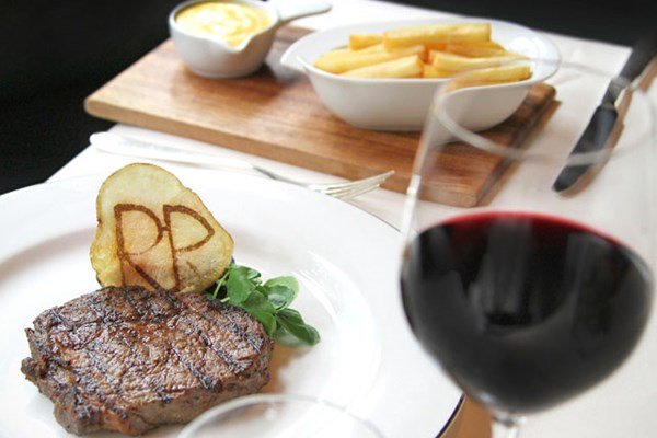 The Rib Room - London