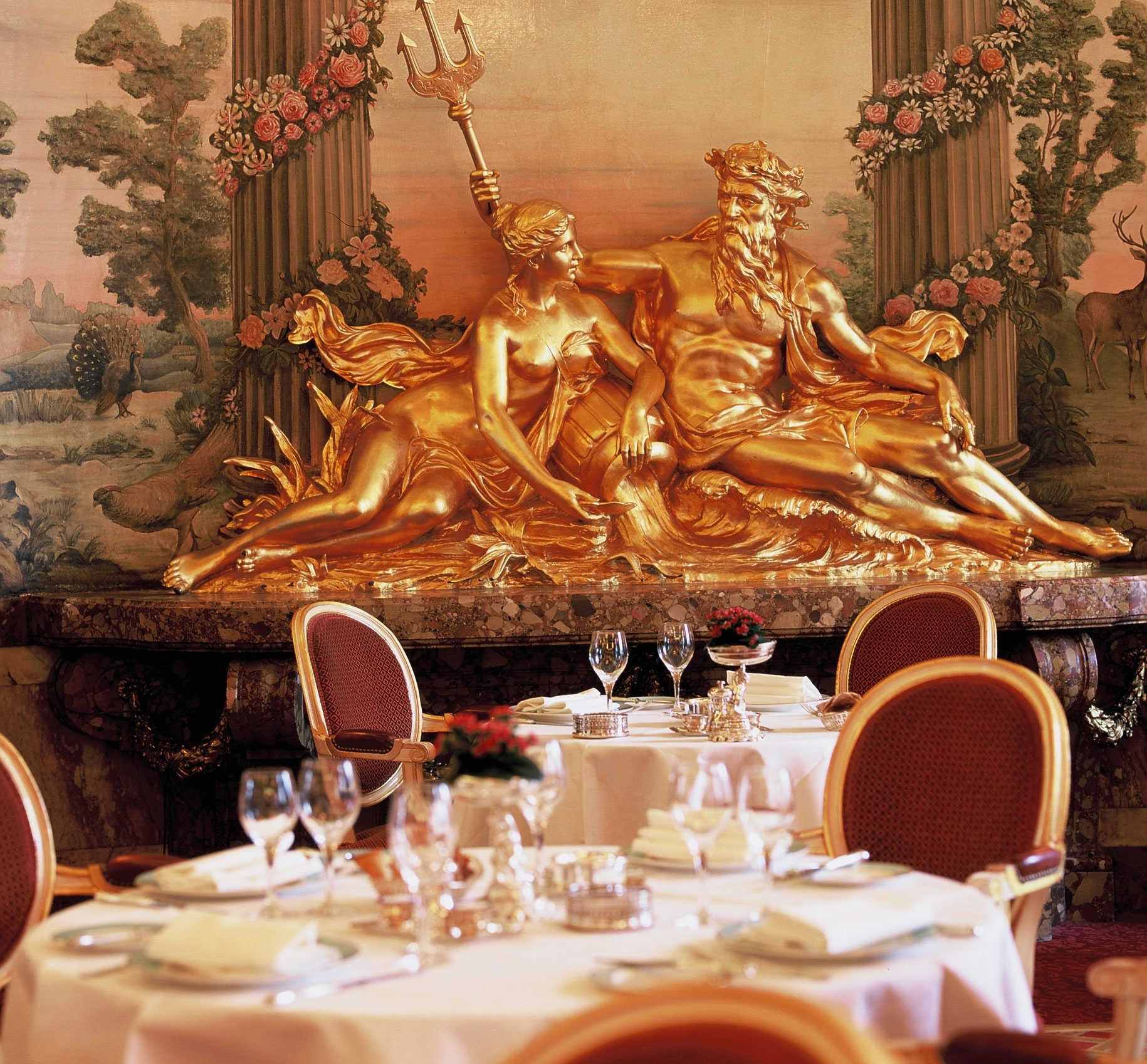 Reserve a table at The Ritz Restaurant - London