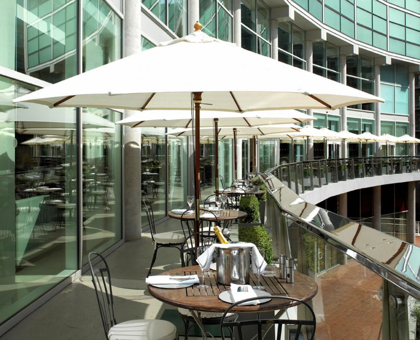 The River Restaurant - Manchester