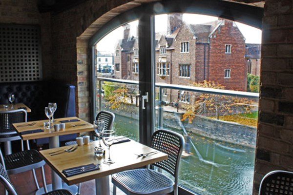 Top Table Cambridge Restaurants