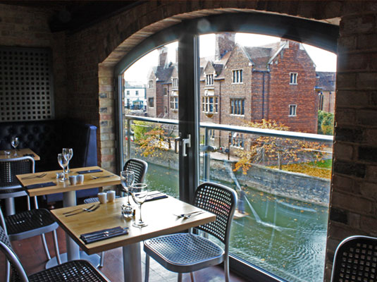 The River Bar Steakhouse & Grill - Cambridgeshire