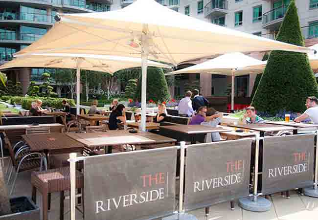 Reserve a table at The Riverside