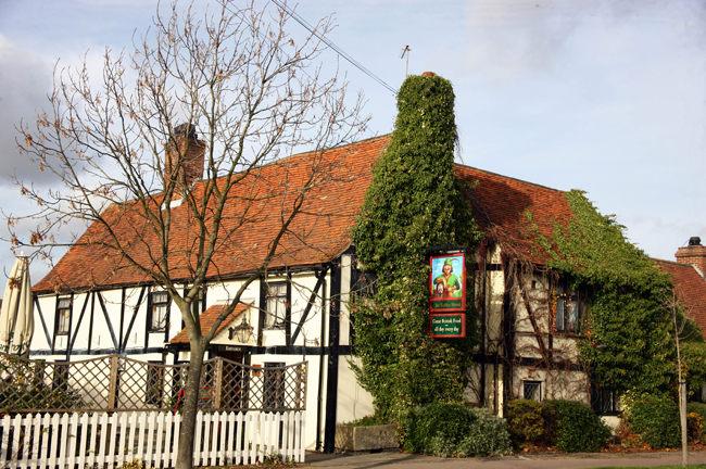 The Robin Hood, Clacton on Sea - Essex