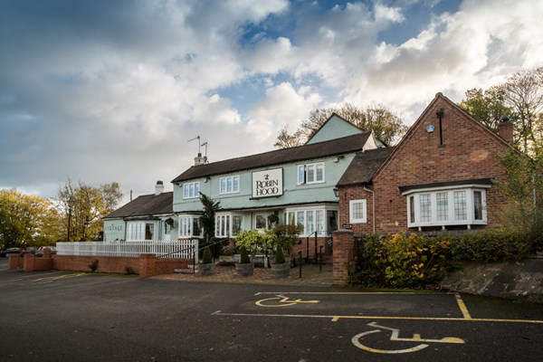 The Robin Hood, Droitwich - Worcestershire