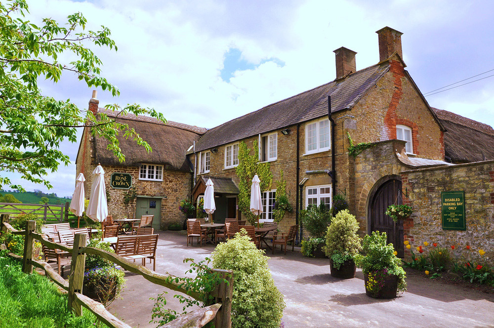 The Rose and Crown - Dorset