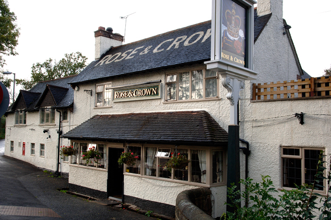 The Rose & Crown - Ilkeston - Derbyshire