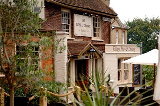 The Rose & Crown - Kings Langley - Hertfordshire