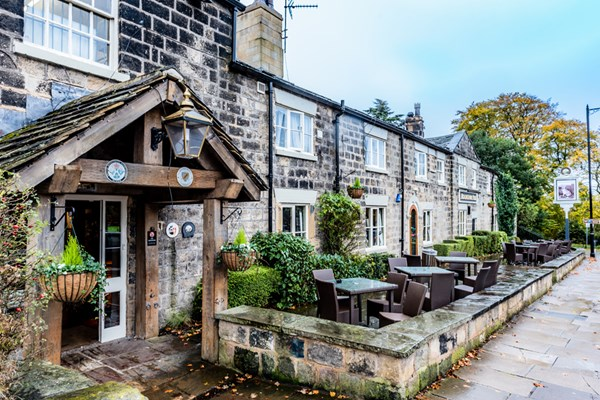 The Roundhay Fox - West Yorkshire