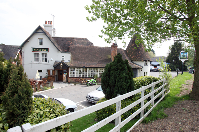 The Royal Oak - Orpington - Yttre London