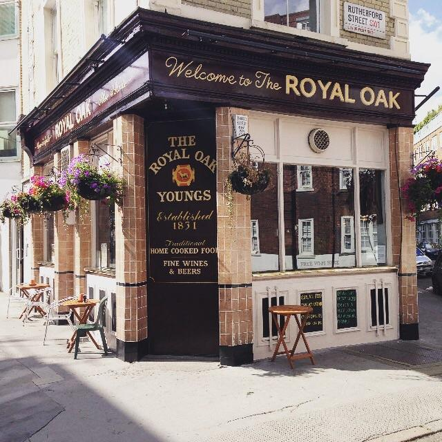 The Royal Oak - London
