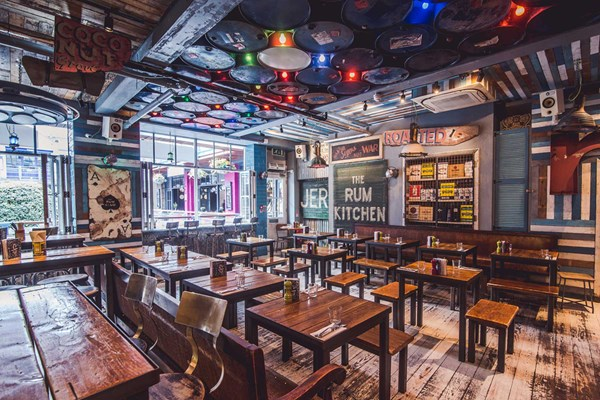 The Rum Kitchen - Carnaby - London
