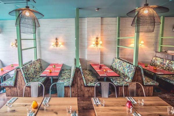 The Rum Kitchen Notting Hill London Bookatable